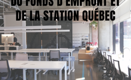 Fermeture des bureaux de La station Québec pour deux semaines